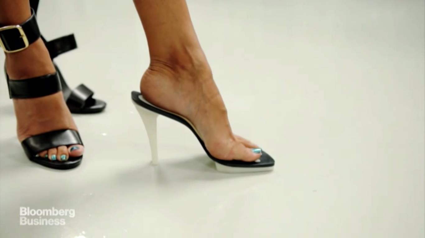 Rocket Scientist Makes Stiletto
