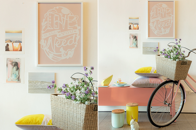 7 Pastel Colored Home Decor Starting At P2700 Rl