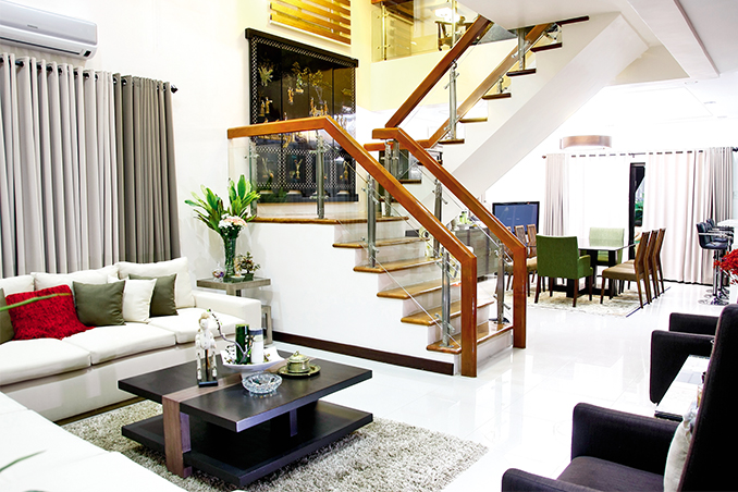 Doug And Chesca Kramer S Three Storey House With A Modern