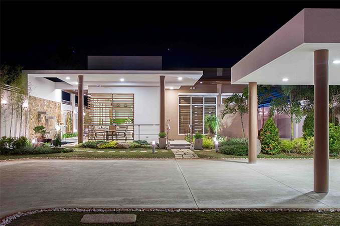 5 ideas to steal from a modern asian home in bulacan rl for Modern house design for 150 sqm