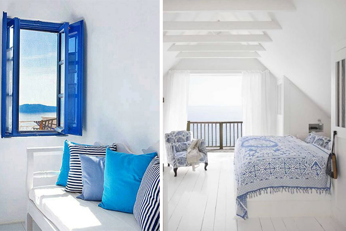 5 Easy Ways To Create A Grecian Inspired Bedroom