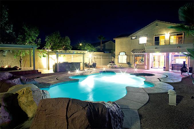 Unparalleled New Home Luxury - Lake Las Vegas