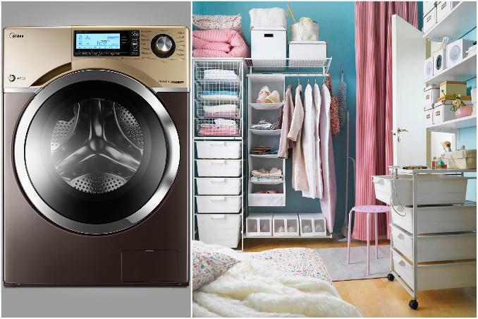 Rl news midea launches the iadd washing machine rl theres no denying that our homes are sanctuaries for rest and recreationit is where we kick off our shoes spend time with family and recharge for the solutioingenieria Gallery