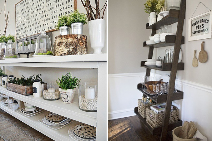 32 Dining Room Storage Ideas: 5 Easy And Pretty Dining Room Storage Ideas