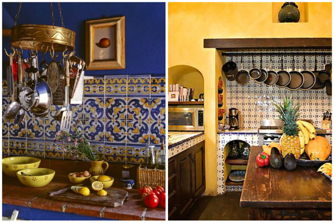 4 Ways To Achieve A Mexican Style Inspired Kitchen