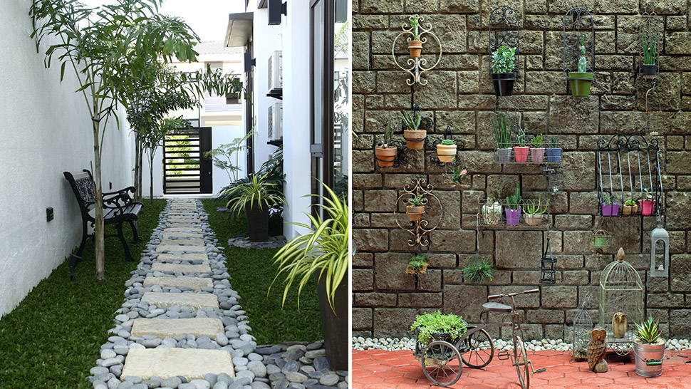 How To Build A Pocket Garden For P5 000 Or Less