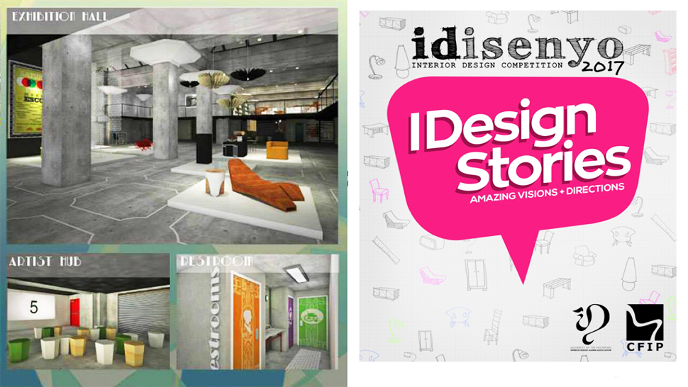 Wonderful IDesign Stories: A Big Design Contest For Students