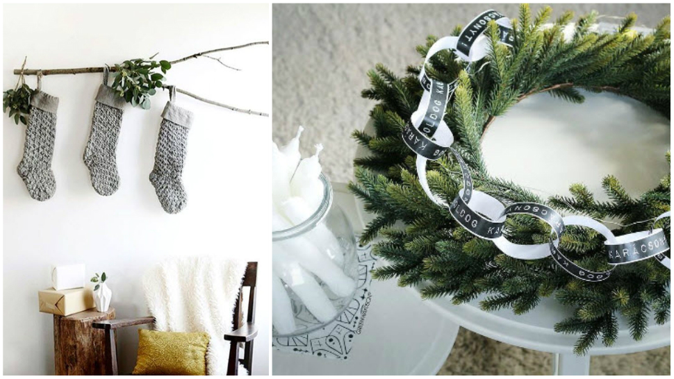5 minimalist christmas decor ideas youd love to try