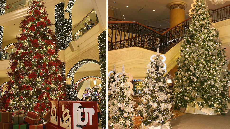 21 Christmas Trees Around The Metro That Bring Holiday Feels