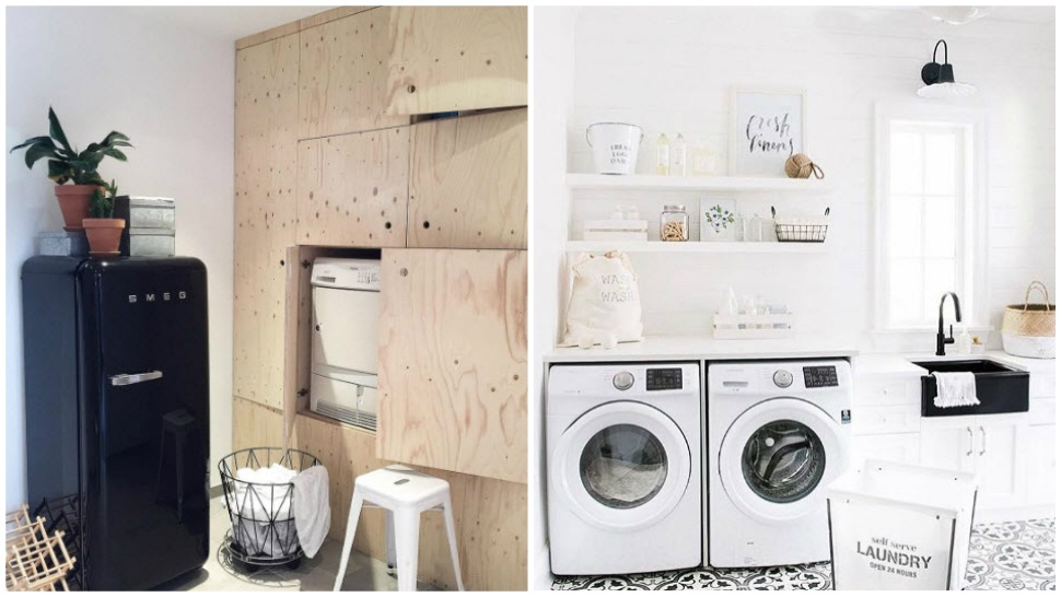 5 photos that prove no space is too small for a laundry area rl 5 photos that prove no space is too small for a laundry area solutioingenieria Gallery