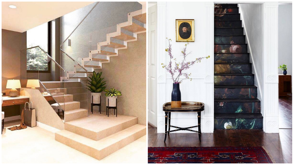 5 Lovely Staircase Ideas For Your Home
