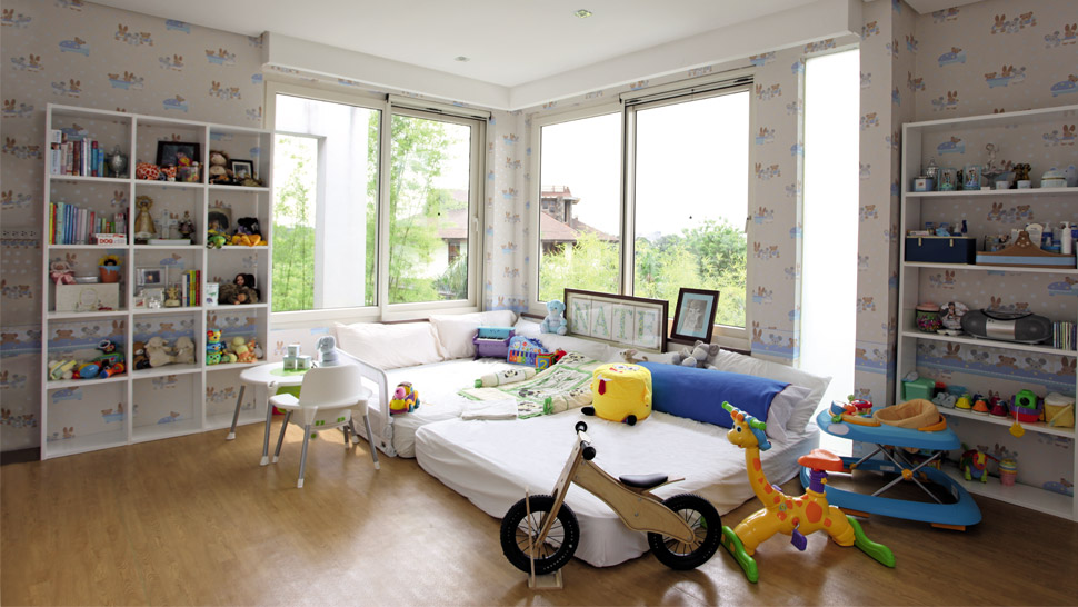 7 Celebrity Kids Rooms We Love RL