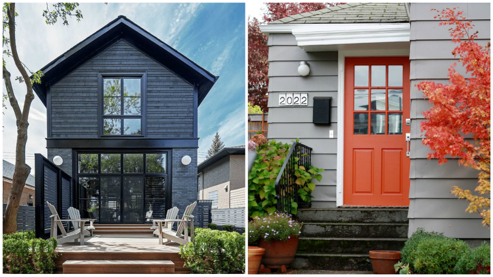 5 Unique Home Exterior Paint Ideas
