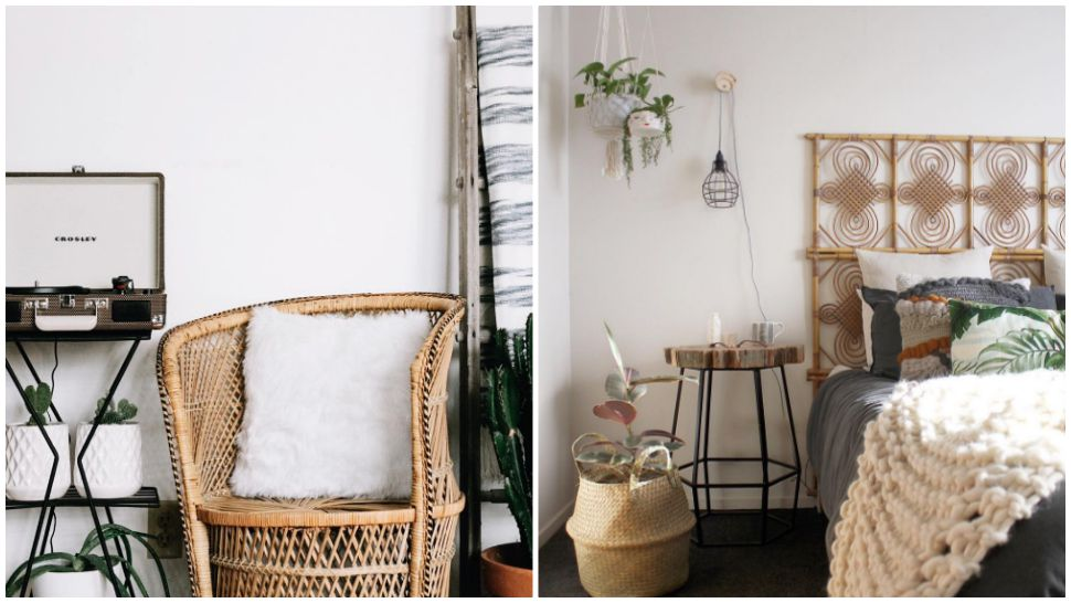 Minimalist Boho Home Decor: 5 Boho-Minimalist Spaces To Help You Unwind