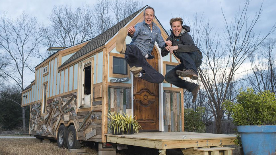 5 small space ideas we learned from the hosts of tiny house nation