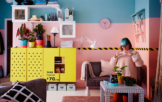 The New IKEA Catalogue Is Giving Us Serious Decorating Envy | RL