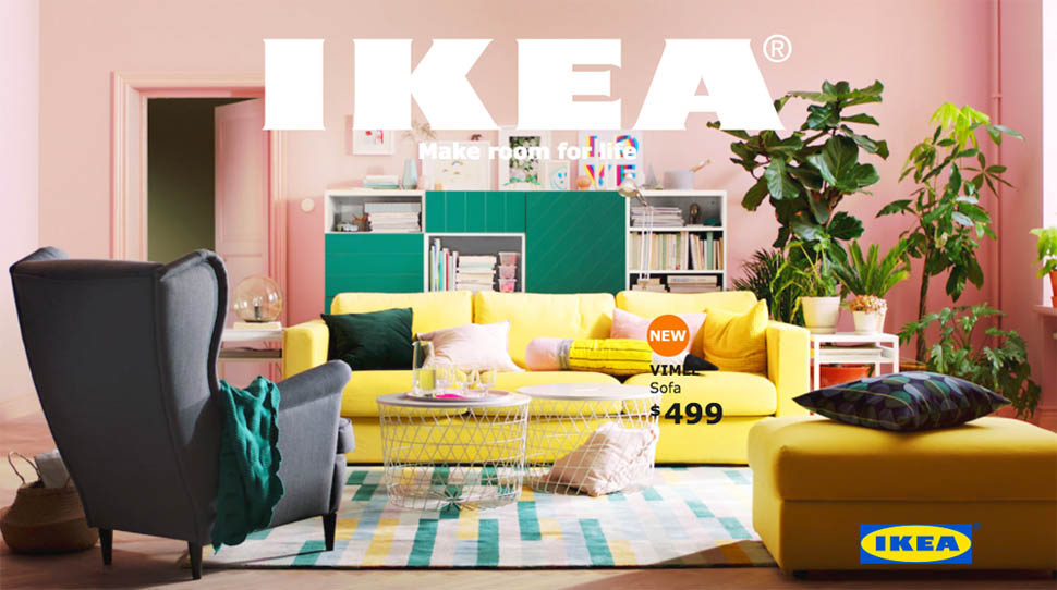 The New IKEA Catalogue Is Giving Us Serious Decorating Envy