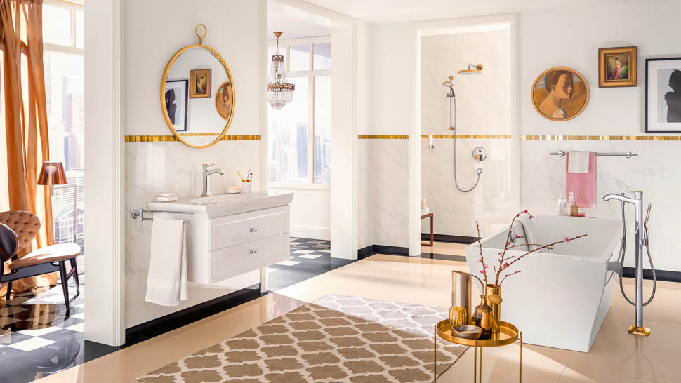 These Dream Bathrooms Will Inspire You To Renovate Your Own RL - Renovate your own bathroom