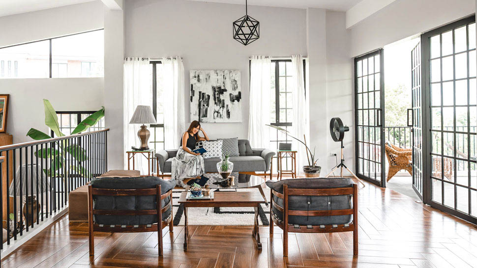 A Beautiful Dream House In Cavite That Was Decorated On A Budget