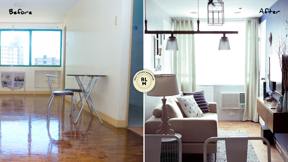 Superieur How Much Does It Cost To Renovate A Bare 50sqm Condo Unit? Interior Designer  ...