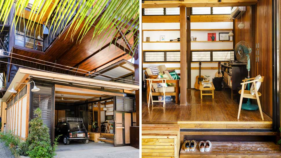 This Architect Couple Built Their Home Out Of Container