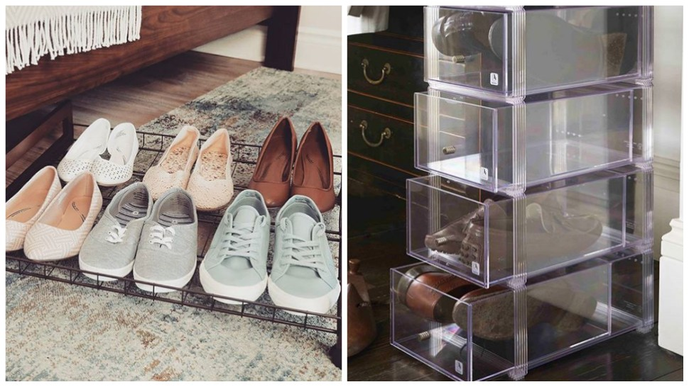 5 Amazing Shoe Storage Ideas From Instagram