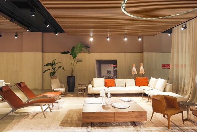 IMAGE Flexform Showroom In Manila