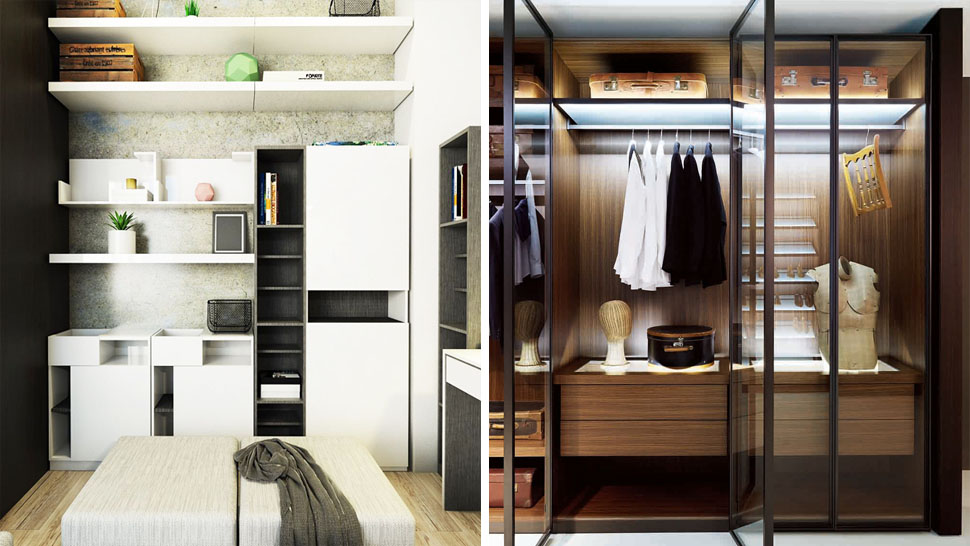 Closetmaid Storage Cabinet Inch Wide Ge Cabinet Mobile: These Customized Closets Will Help Control Your Wardrobe