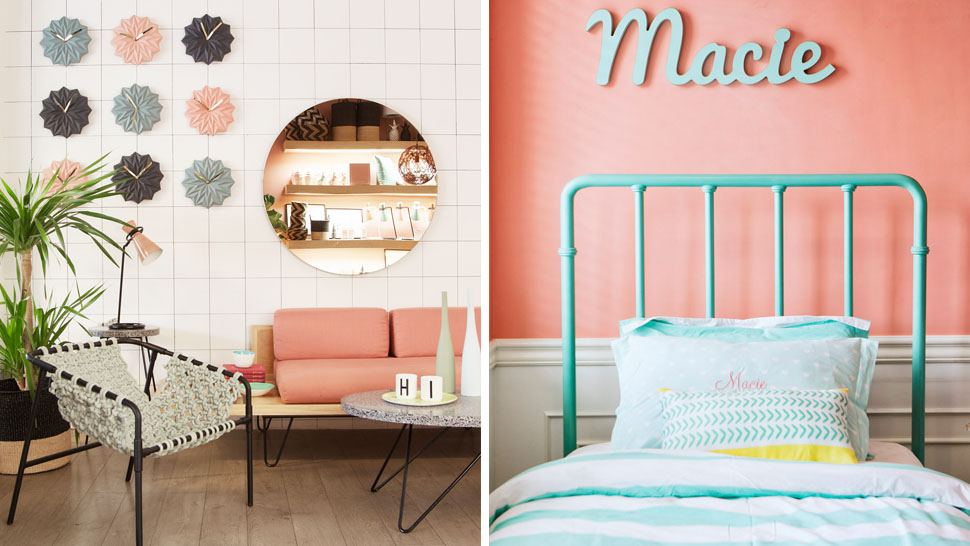 Beau These Photos Of Peach Interiors Will Calm You