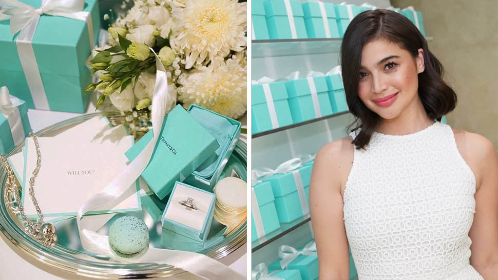 although kapamilya actress anne curtis has not revealed the details about her upcoming wedding with star chef erwan heussaff friends have been hosting