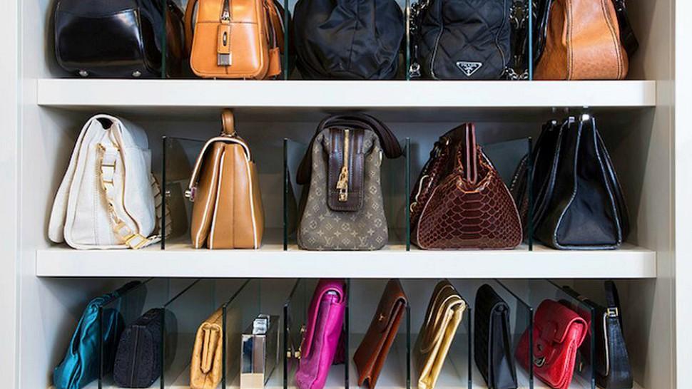 6 Bag Storage Ideas You Can Do Today