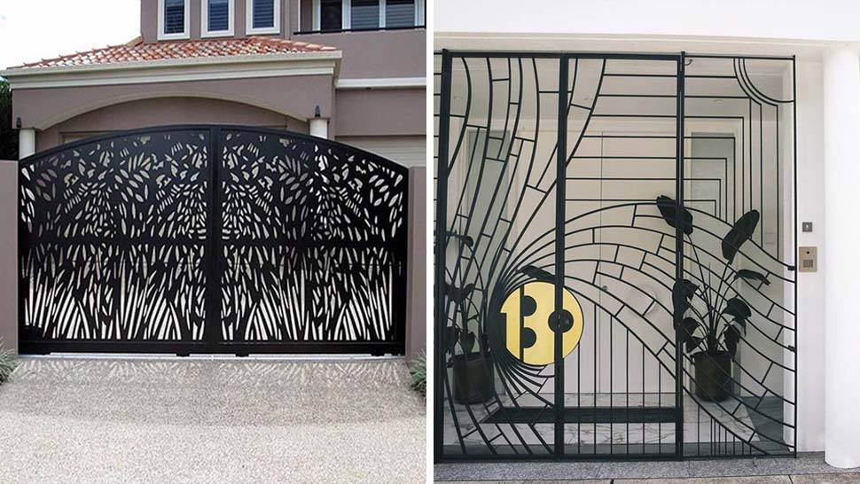 10 beautiful gate designs from around the world rl for International decor main gates