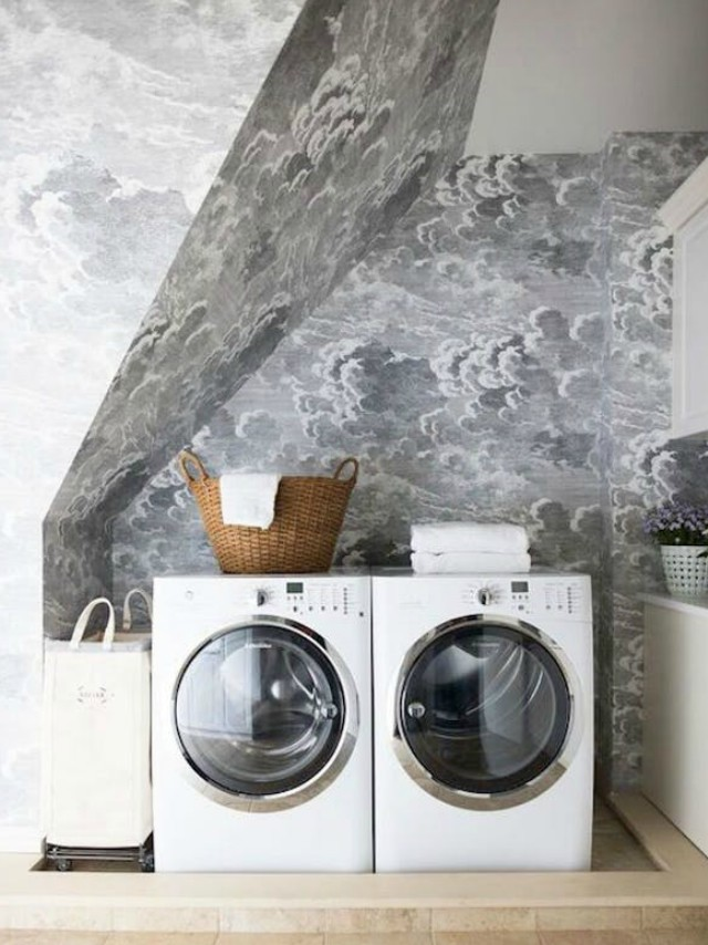 5 tiny laundry areas to inspire you to build your own rl image apartment therapy solutioingenieria Gallery
