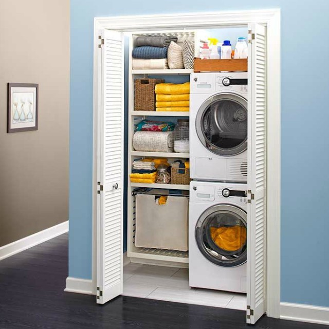 5 tiny laundry areas to inspire you to build your own rl image suncityvillas solutioingenieria Gallery
