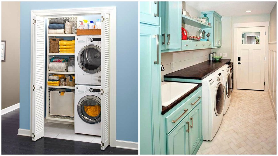 5 tiny laundry areas to inspire you to build your own rl 5 tiny laundry areas to inspire you to build your own solutioingenieria Gallery