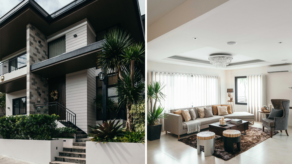 A Breathtaking Modern Home in Antipolo