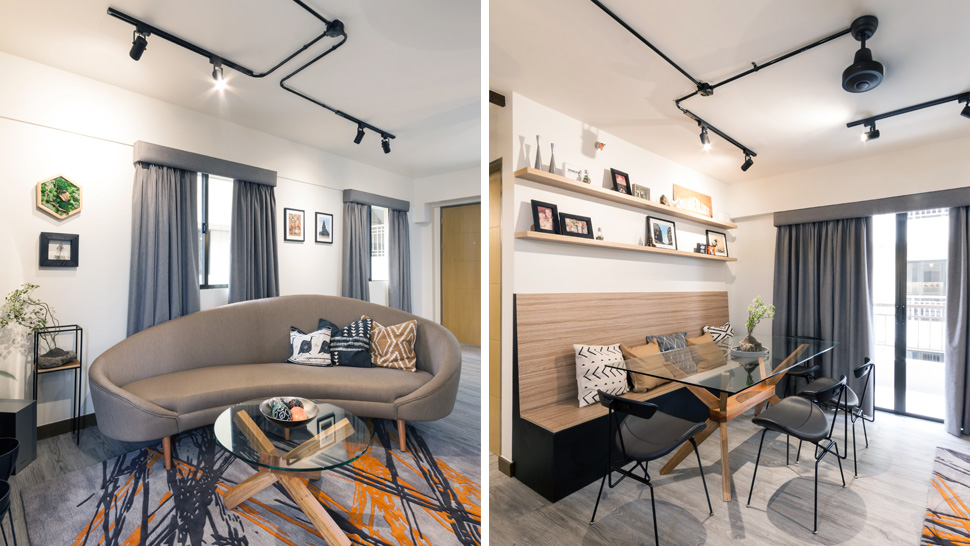 A Cozy Industrial Style Condo Unit You D Love To Come Home To