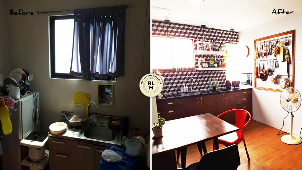 An Extreme Makeover Of A Pasay Studio Unit For Four