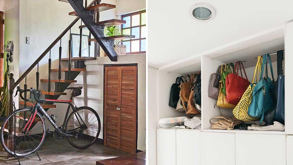 15 Secret Storage Spots Around Your House