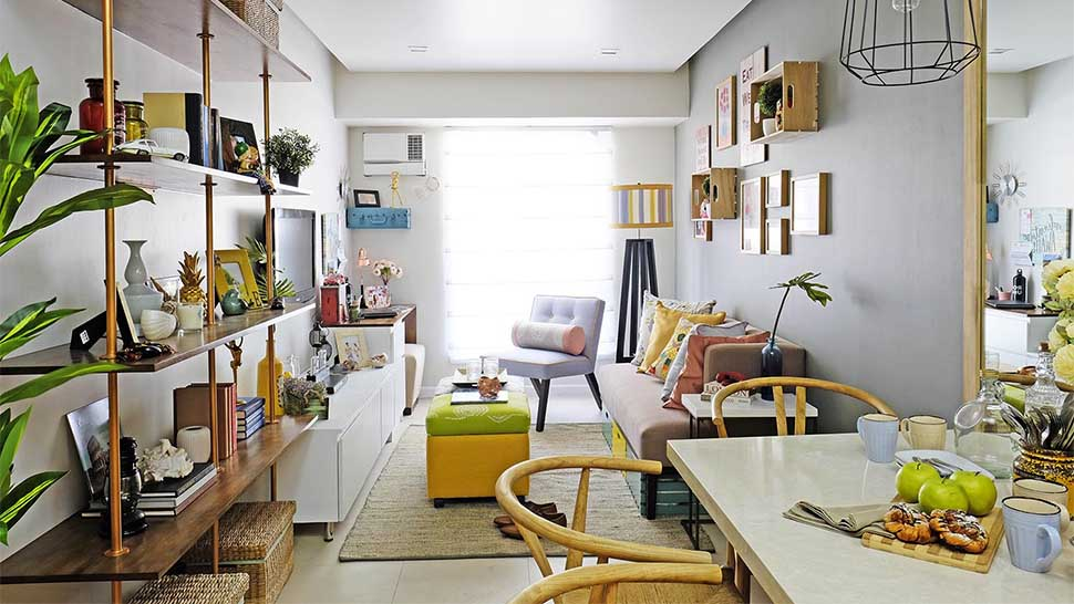 8 More Helpful Small Space Solutions From Interior Designers | RL