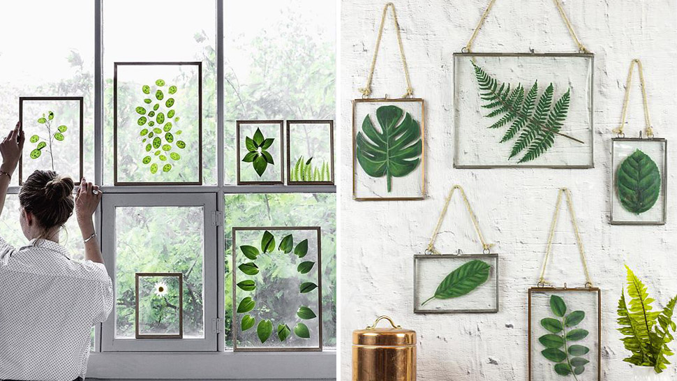 Bring Nature Into Your Home With These Easy Crafty Ideas