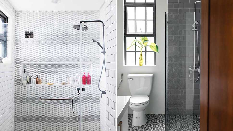 7 Tiny Shower Solutions From Real Homes