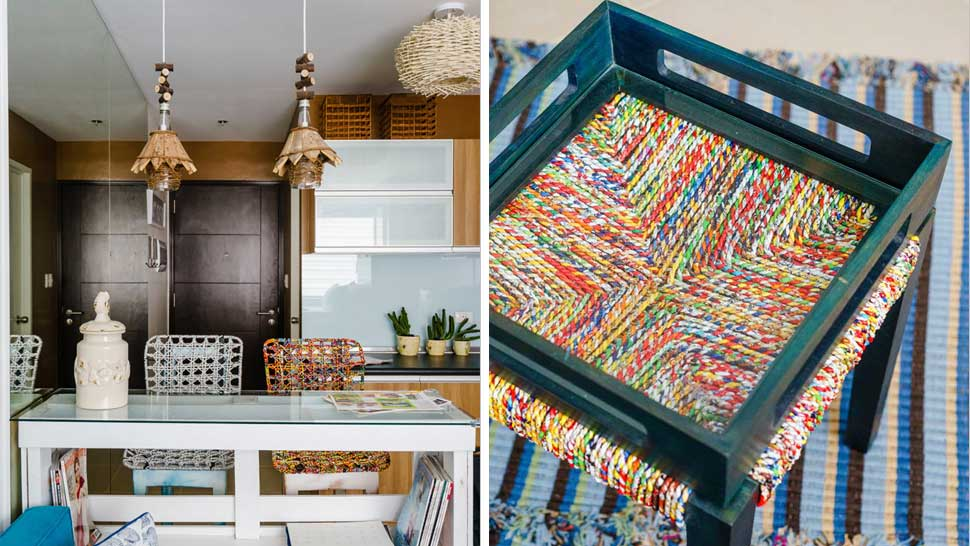 These Cool Home Items Are Made Out of Trash | RL
