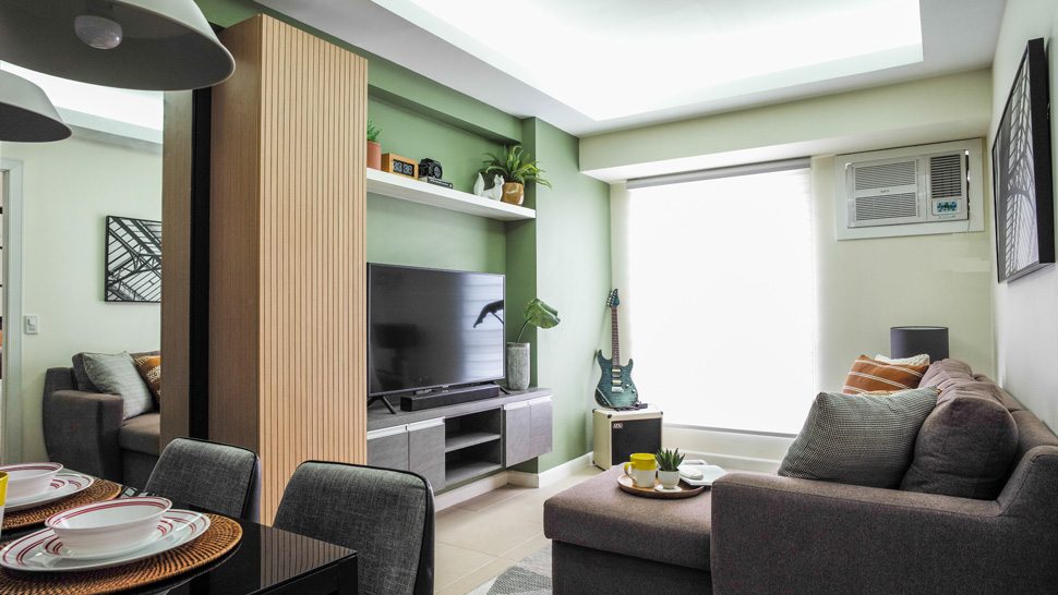 We're Crushing on this Calming 34sqm Condo Unit in BGC