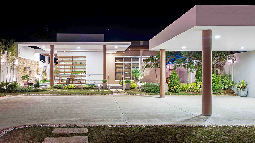 Modern Bungalow House Designs Rl