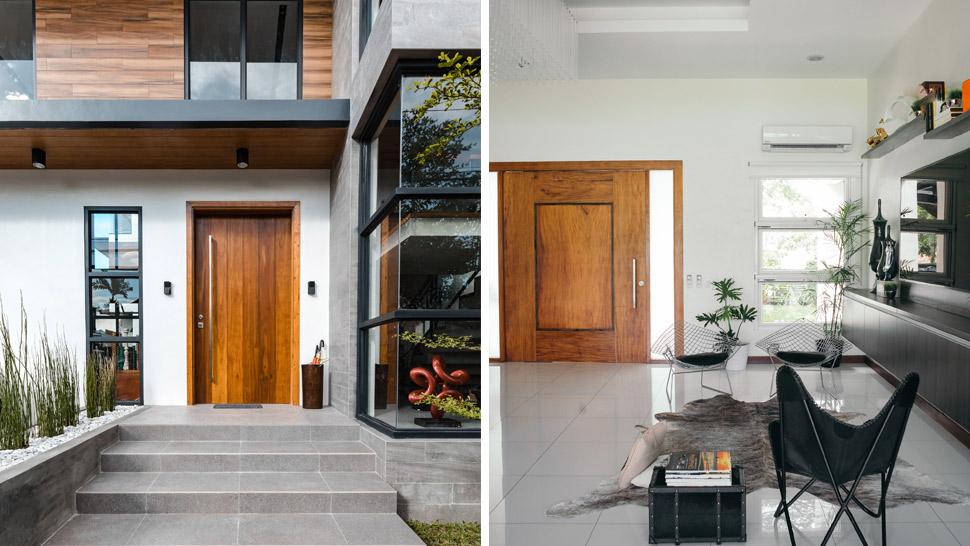 Feng Shui Front Door Cleaning