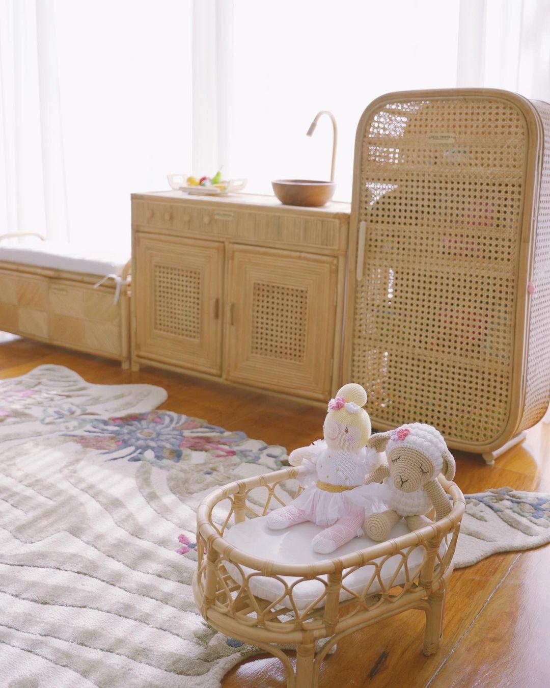 anne curtis' rattan furniture silya tropika