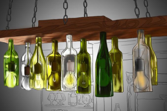 Rl Ideas Unusual Items Used As Home Decor