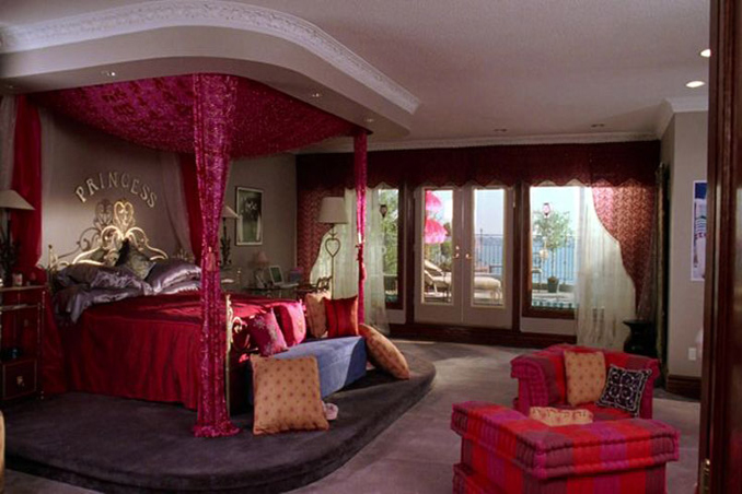 10 Bedroom Inspirations From Your Favorite Movies Rl