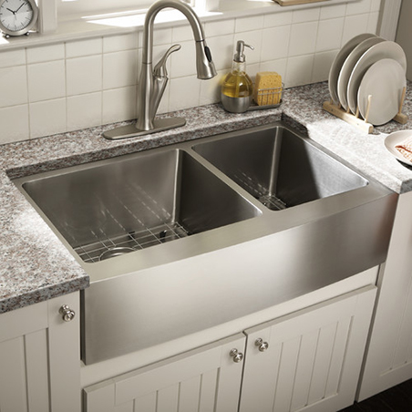 5 Kitchen Sinks Perfect For The Modern Farmhouse Vibe